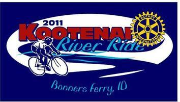 KOOTENAI RIVER RIDE 2014