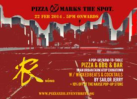 PIZZA X III: A Secret Rooftop Revelry