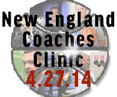 Second Annual New England Coaches Clinic