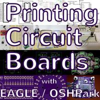 Learn PCB layout with EAGLE