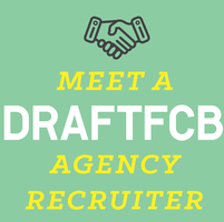 Meet a Draft FCB Agency Recruiter and learn about Pharm...