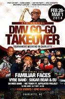 8TH ANNUAL DMV GO-GO TAKEOVER DURING CIAA WEEKEND