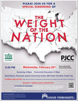 Special Screening:  HBO's The Weight of the Nation