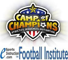 Palm Springs Football Camp Champs of Champions with...