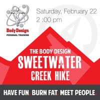 Body Design's Sweetwater Creek Hike