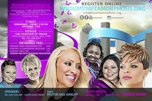 Metamorphosis Women's Empowerment Conference 2014