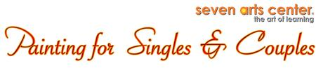 Painting for Singles & Couples + Families