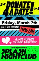 Donate for a Date & Drag Show