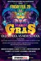 "Mardi Gras 2014 ""Old School Vs New School"""