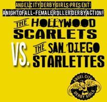 ACDG Hollywood Scarlets vs. San Diego Starlettes