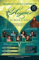"Women of Purpose ""Higher Dimensions"" Conference 2014"