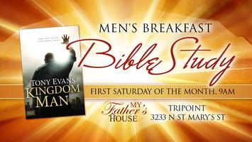 Monthly Men's Bible Study