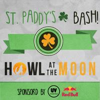 St Paddy's Day Bash | Howl at the Moon Charlotte