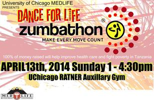 University of Chicago MEDLIFE Presents: Dance for LIFE...