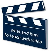 What and how to teach with video - workshop UCL