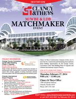 Clancy & Theys M/WBE and LDB Matchmaker Event
