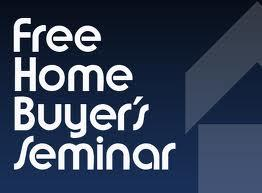 FREE Home Buyer Seminar... up to $50,000 in Down...