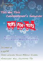 Toys for Tots Choreographer's Showcase Application