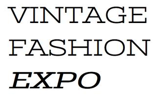 Vintage Fashion Expo S.F., March 2014