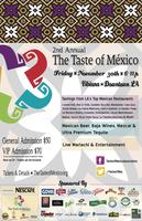 The Taste of Mexico's 2nd annual tasting at Vibiana