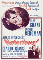 Movies in the Garden: Alfred Hitchcock's Notorious