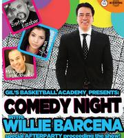 GIL'S BASKETBALL ACADEMY PRESENTS: COMEDY NIGHT With...