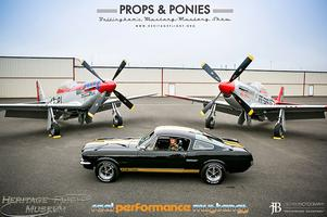 2013 Props & Ponies *Car Show Registration*