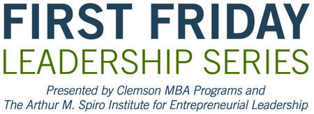 First Friday Leadership Series Presents John Byers