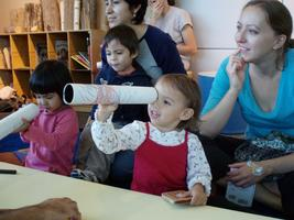 Little Makers: Colorful Kaleidoscopes