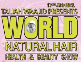 WORLD Natural Hair, Health, & Beauty Show - 4/26-27/14