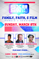 Family, Faith, & Film Panels + Sessions
