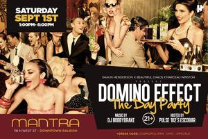DOMINO EFFECT The Day Party