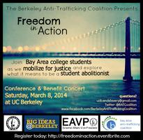 Berkeley Anti-Trafficking Coalition Presents: Freedom...
