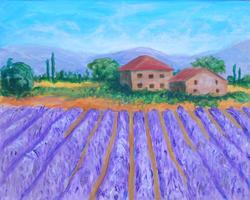 Pa'ina Paint Club - Lavender Fields