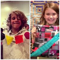 kids' summer sewing: decorate your room