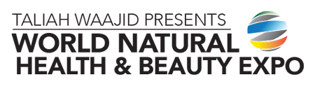 Taliah Waajid World Natural Health & Beauty Expo NYC
