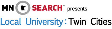 MnSearch Presents: Local University Twin Cities