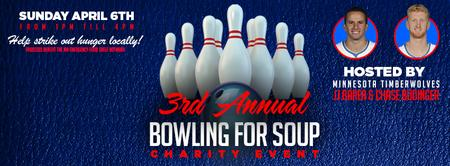 3rd Annual Bowling for Soup Charity Event featuring MN...