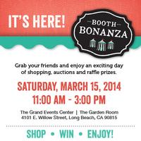 LA & OC Booth Bonanza Boutique-- March 15th 11-3pm