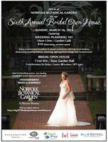 6th Annual Bridal Open House featuring Wedding...