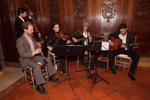 Gypsy Swing Jazz Brunch Featuring THE HOT CLUB OF BUSHW...