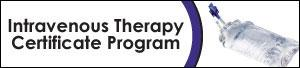 Intravenous Therapy Certificate Program