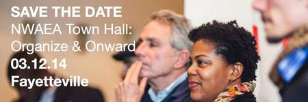NWAEA Entrepreneurship Town Hall: Organize & Onward