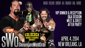 sWo - Shenanigans World Order & After Party