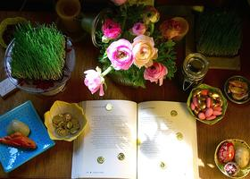 Nowruz (Persian New Year) Dinner Book Signing