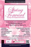 Spring Forward: A Day of Empowerment