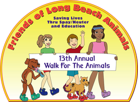13th Annual WALK for the Animals