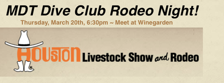 MDT Rodeo Night
