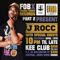 FOB x Stones Throw Records Present: J Rocc Part 2!
