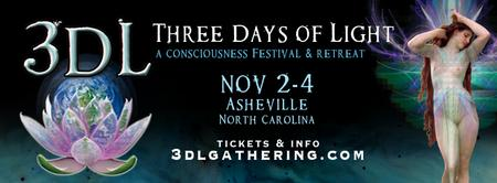 The 3DL Gathering & Festival: Asheville (Three Days of...